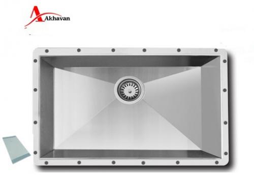 سینک ظرفشویی اخوان توکار باکسی مدل 360  | سایت رسمی فروشگاه مرکزی اخوان جم401