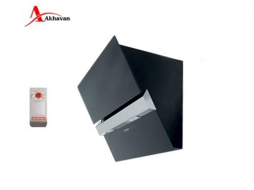 هود آشپزخانه اخوان  شومینه ای شیشه و استیل  مدل H28 | سایت رسمی فروشگاه مرکزی اخوان جمH54-4S