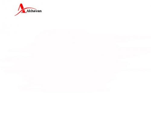 هود آشپزخانه اخوان  مورب شیشه و بدنه مشکی مدل H89 | فروشگاه مرکزی اخوانH77